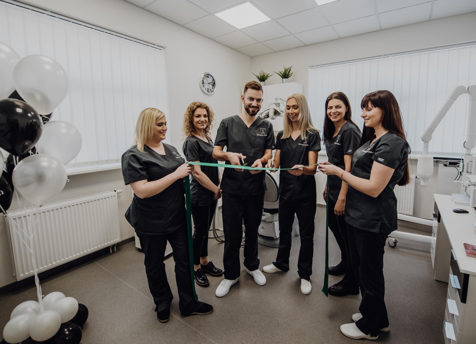 Klinikos Atidarymas
